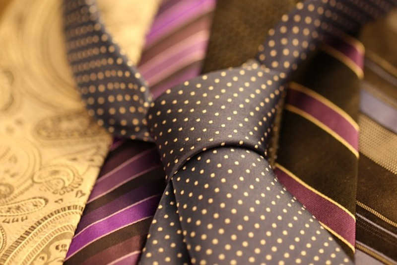 men's ties